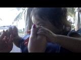 Вьетнамская девочка всю дорогу в автобусе пела песни и Родная спела с ней))